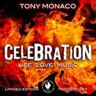 TONY MONACO Celebration album cover