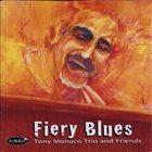 TONY MONACO Fiery Blues album cover