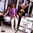 TONY MONACO Intimately Live at the 501 album cover