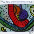 TONY OXLEY Tony Oxley Alan Davie Duo album cover