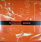 TONY PARENTI Happy Jazz album cover