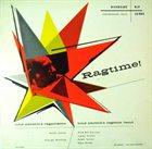 TONY PARENTI Ragtime! album cover