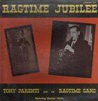 TONY PARENTI Ragtime Jubilee album cover