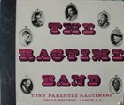 TONY PARENTI The Ragtime Band album cover