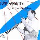 TONY PARENTI Tony Parenti's New Orleans Shufflers album cover