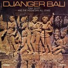 TONY SCOTT Djanger Bali album cover