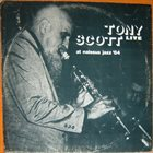 TONY SCOTT Live At Naissus Jazz '84 album cover