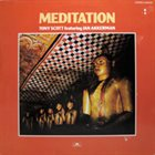 TONY SCOTT Meditation album cover