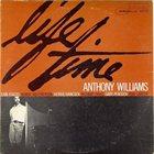 TONY WILLIAMS Life Time album cover