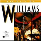 TONY WILLIAMS The Best Of album cover