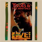 TOOTS AND THE MAYTALS Live! album cover
