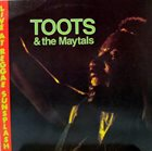 TOOTS AND THE MAYTALS Live At Reggae Sunsplash album cover