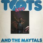 TOOTS AND THE MAYTALS Live At The Palais 29.9.1980 album cover