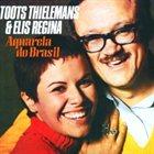 TOOTS THIELEMANS Aquarela Do Brasil album cover