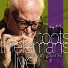 TOOTS THIELEMANS European Quartet Live album cover