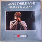 TOOTS THIELEMANS Harmonica Jazz album cover