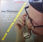 TOOTS THIELEMANS Man Bites Harmonica! album cover