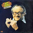 TOOTS THIELEMANS Old Friend album cover