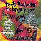 TOOTS THIELEMANS The Brasil Project Vol.2 album cover