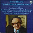TOOTS THIELEMANS Toots In Holland (With The  Bert Paige Orchestra) album cover