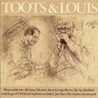 TOOTS THIELEMANS Toots Thielemans & Louis Van Dijk : Toots & Louis album cover