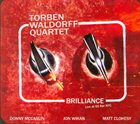 TORBEN WALDORFF Brilliance - Live At 55 Bar NYC album cover