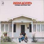 TOSHIKO AKIYOSHI Dedications album cover