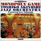TOSHIKO AKIYOSHI Monopoly Game album cover
