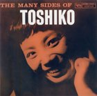 TOSHIKO AKIYOSHI The Many Sides Of Toshiko album cover