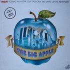 TOSHIKO AKIYOSHI Toshiko Akiyoshi-Lew Tabackin Big Band : Live At Newport album cover