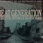 TOSHIYUKI MIYAMA & THE NEW HERD Beat Generation album cover