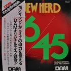 TOSHIYUKI MIYAMA & THE NEW HERD Live! New Herd 76/45 album cover