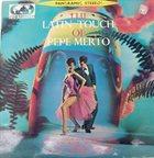 TOSHIYUKI MIYAMA & THE NEW HERD The Latin Touch Of Pepe Merto album cover