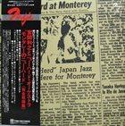 TOSHIYUKI MIYAMA & THE NEW HERD The New Herd At Monterey album cover