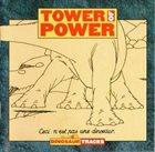 TOWER OF POWER Dinosaur Tracks album cover