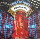 TOWER OF POWER Funkland album cover
