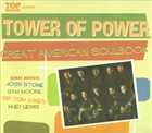 TOWER OF POWER Great American Soulbook album cover