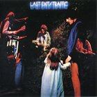 TRAFFIC Last Exit album cover
