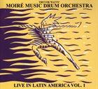 TREVOR WATTS Live in Latin America vol. 1 album cover