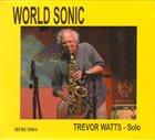 TREVOR WATTS World Sonic album cover
