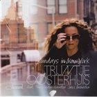 TRIJNTJE OOSTERHUIS Sundays In New York (with Featuring Clayton-Hamilton Jazz Orchestra) album cover