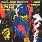 TRIO 3 Berne Concert (with Irene Schweizer) album cover