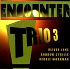 TRIO 3 Encounter album cover