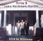 TRIO 3 Live In Willisau album cover
