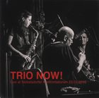 TRIO NOW! Live At Nickelsdorfer Konfrontationen 23.07.2016 album cover