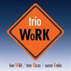 TRIO WORK trio WoRK album cover