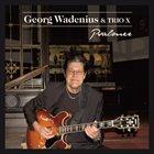 TRIO X (OF SWEDEN) Georg Wadenius & Trio X : Psalmer album cover