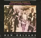 TROY 'TROMBONE SHORTY' ANDREWS Trombone Shorty Meets Lionel Ferbos : Two Trumpets • Two Eras album cover