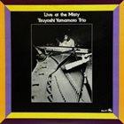 TSUYOSHI YAMAMOTO Live At The Misty album cover