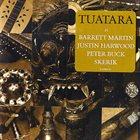 TUATARA Breaking The Ethers album cover